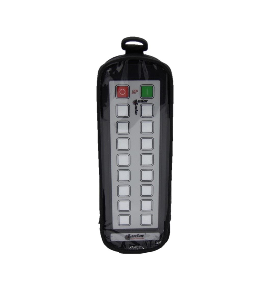 IP 16 Funktionen mit Schutztasche