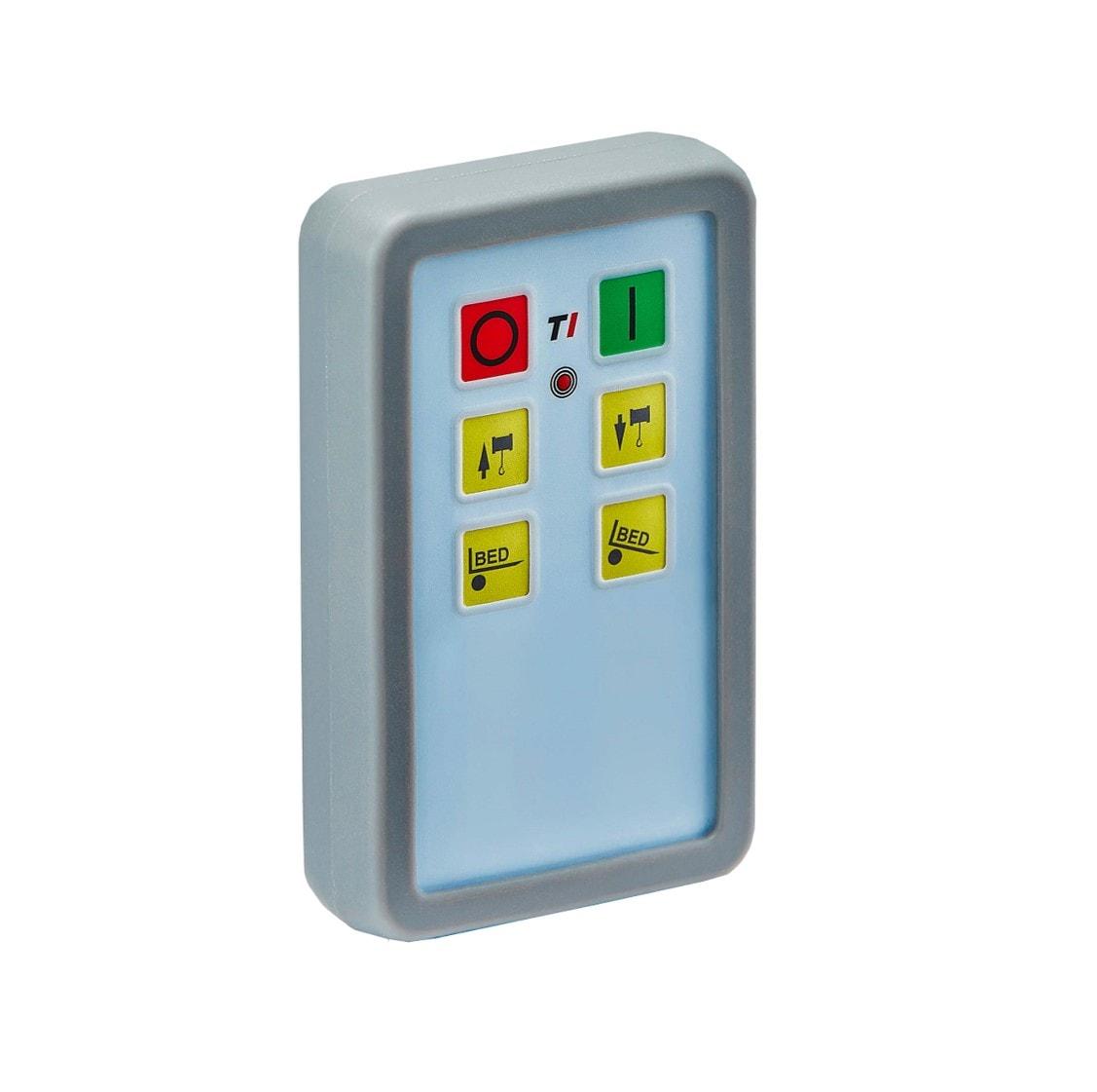 Funkfernsteuerung Slimline mit 4 Funktionen