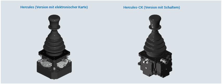 Joystick Hercules