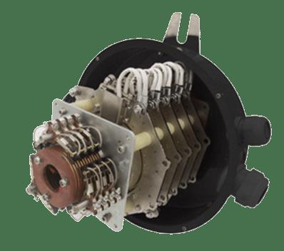 Schleifring 300A-500A