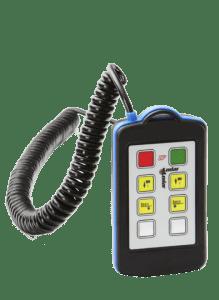 Funkfernsteuerung IP 2,4 Funktionen