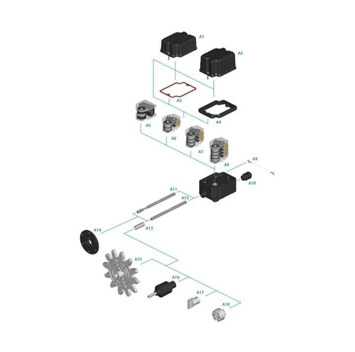 Getriebeendschalter Base
