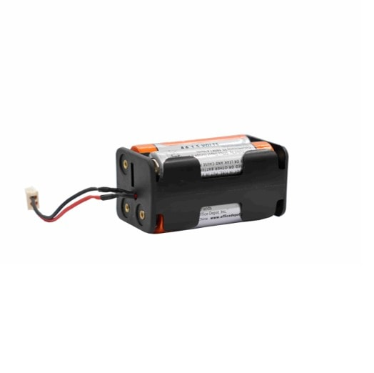Battery Pack mit AA Batterien