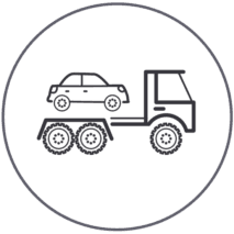 Abschleppfahrzeuge