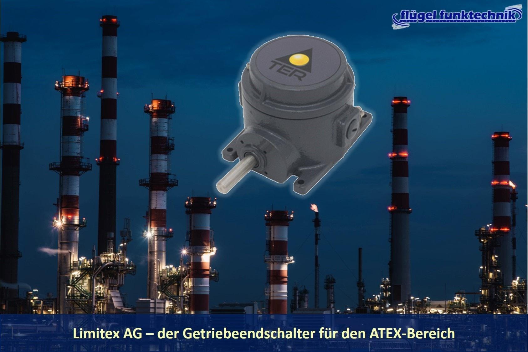 ATEX Getriebeendschalter