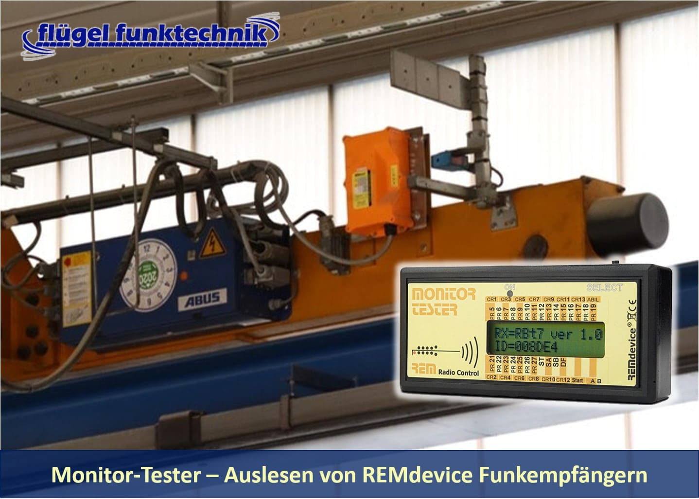 Monitor-Tester