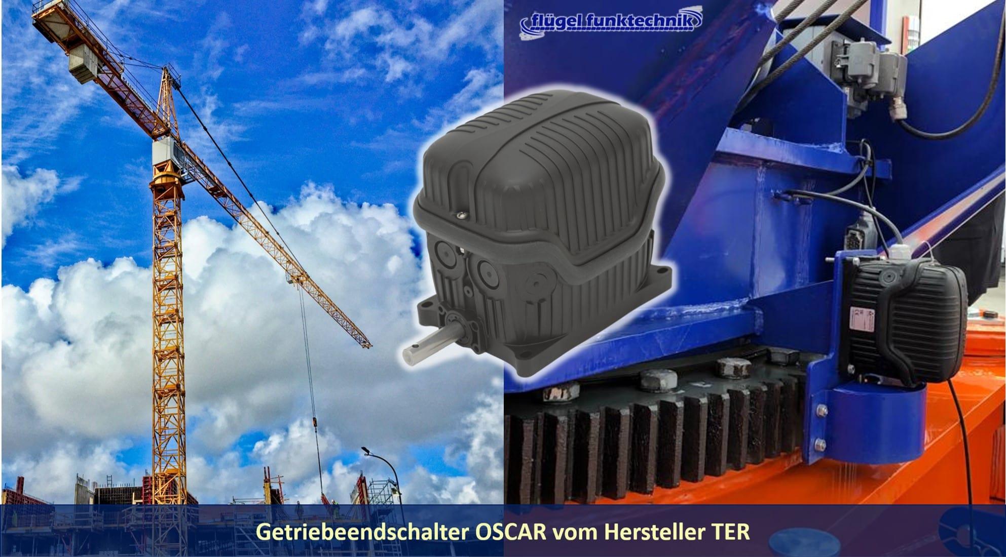 Getriebeendschalter Oscar
