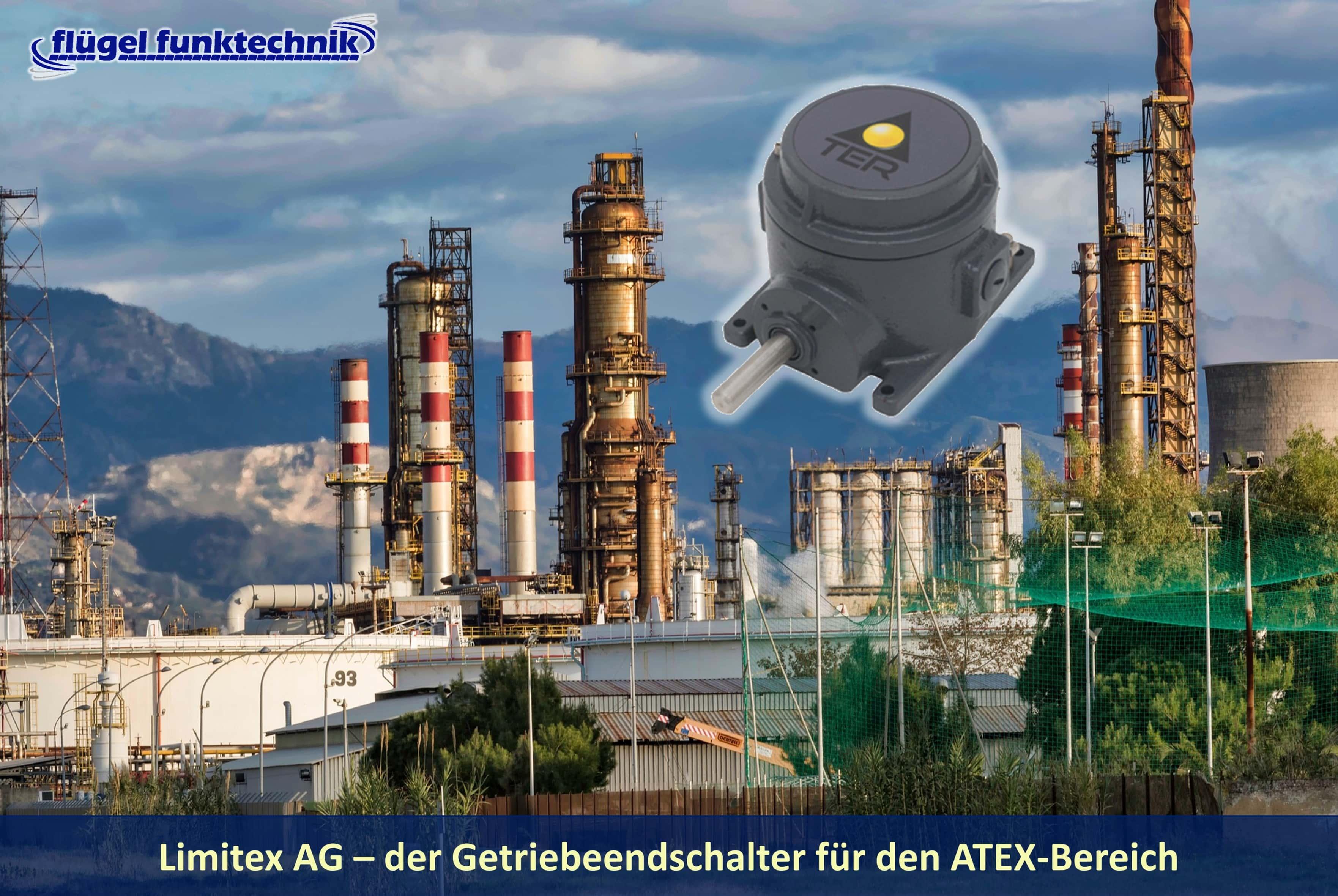 ATEX-Getriebeendschalter