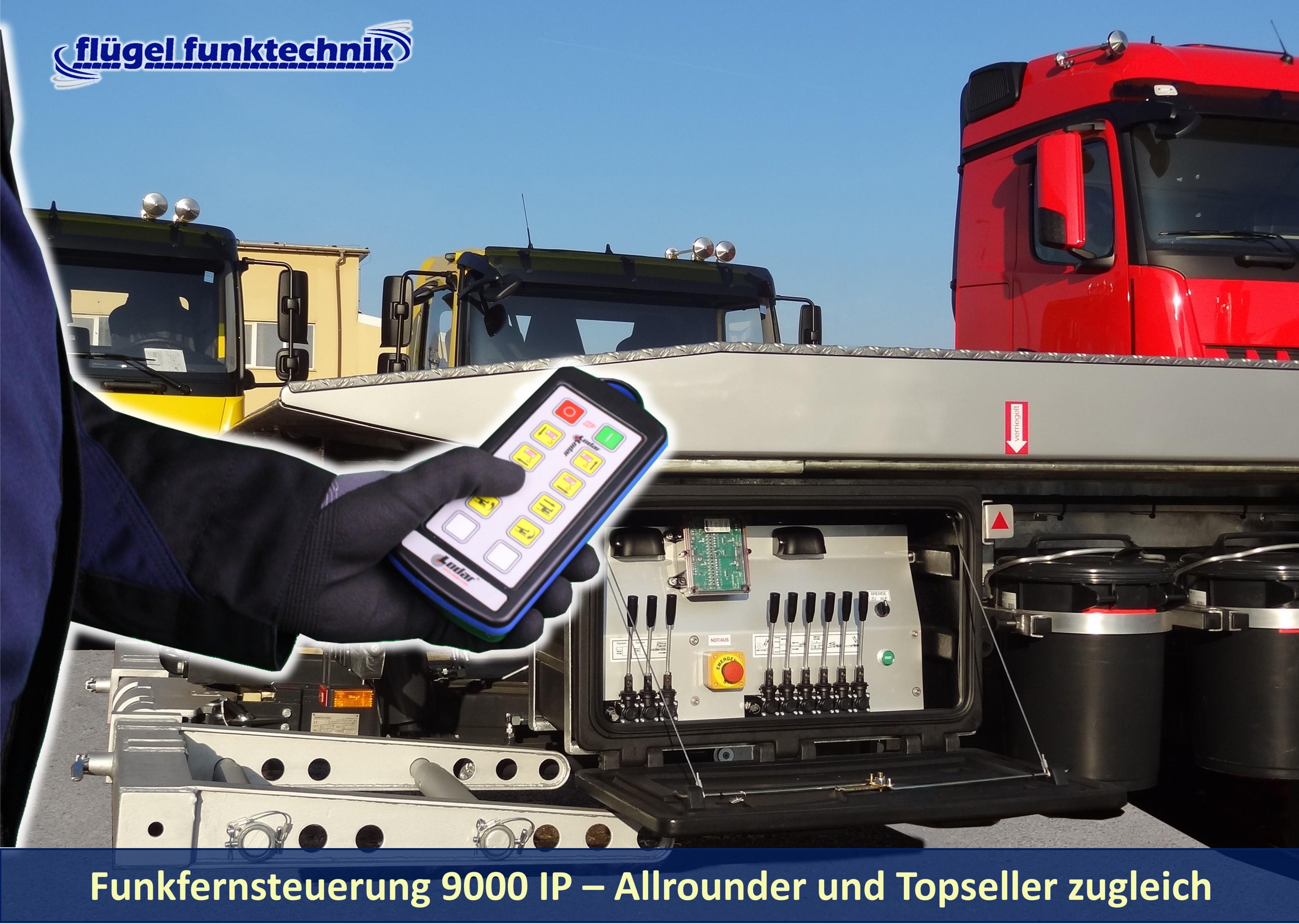 Funksysteme Serie 9000 IP